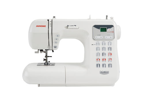 Janome DC 4030 Limited Edition