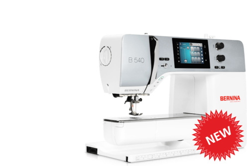 Bernina 540 incl. Stickmodul