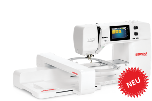 Bernina 500 incl. Stickmodul
